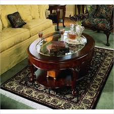 American Drew Cherry Grove Dining Room Set American Drew Cherry Grove Oval Glass Top Coffee Table View Here