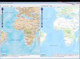 United States Map With Latitude And Longitude by Set Or Obtain Web Map Limits Matlab Wmlimits