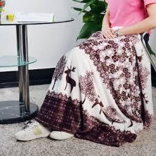 Fleece Throws For Sofas Unique Bargains All Seasons Cozy Soft Plush Fleece Throw Blanket