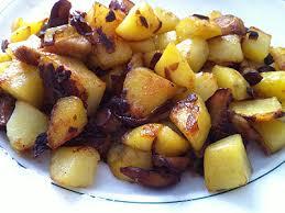 cuisiner des cepes frais pommes de terre sarladaises aux cèpes façon jp la cuisine des jours