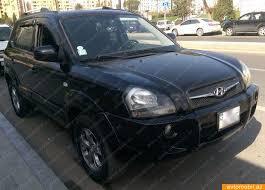 hyundai tucson second hyundai tucson second 2009 10000 gasoline transmission