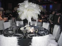 black and white centerpieces wedding centerpiece ideas black and white theme white on wedding