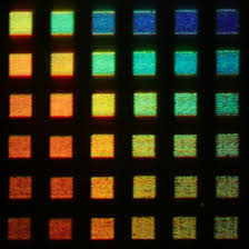 camouflaging metamaterials create the lcd color display of the