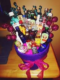Liquor Baskets The 214 Best Images About Birthday Buckets Hampers On Pinterest