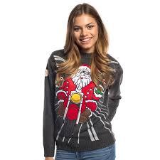 santa sweater harley santa sweater