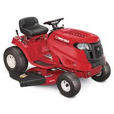 shop troy bilt pony ca 15 5 hp manual 42 in riding lawn mower