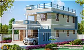 square feet new home design kerala floor plans building plans