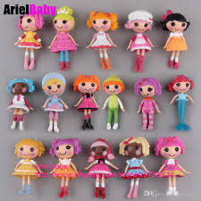 lalaloopsy cake topper new lalaloopsy toys figure mini dolls playhouse baby girl