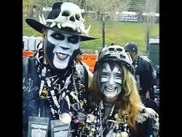 Raiders Halloween Costume Raider Nation Merry Christmas Voodoo Man U0026 Skull Lady