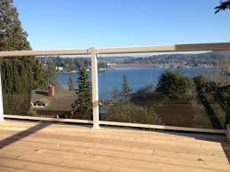 rainier fencing u0026 decking deck railing installation for kent wa