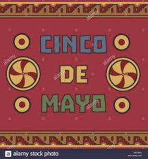 cartoon cinco de mayo mexican fiesta holiday cinco de mayo freehand drawn cartoon