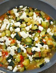 cuisiner des courgettes à la poele poêlée de courgettes à la mexicaine les mignardises de lizon