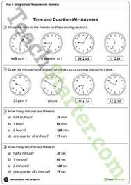 using units of measurement worksheets year 3 teaching resource