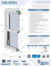 7200 series window mart