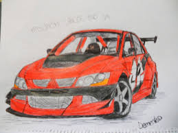 nissan 350z drawing vehicle drawings by danchix on deviantart