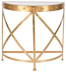 half round console table epic half round console table 63 for table and chair inspiration