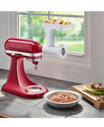 Kitchen Aid Standing Mixer by Kitchenaid Fga Food Grinder Stand Mixer Attachment Electrics