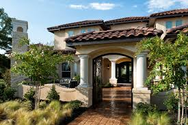courtyard homes toll brothers at latera tx entrance homes the south
