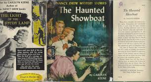 nancy drew 35 the haunted showboat 1958a 1 1st 1st w dj by
