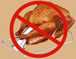 can turkey stand turkey cannon meat grilled turkey smoked