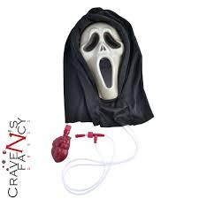 halloween costumes scream mask scream mask bleeding blood scary movie halloween fancy dress