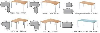 bureau professionnel table de travail et meubles modules 4most