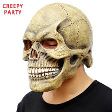 online get cheap scary skull mask aliexpress com alibaba group