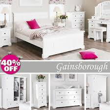 bedroom furniture bedside cabinets gainsborough white bedroom furniture bedside cabinets chest of