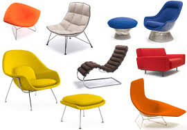 sitting pretty with knoll u0027s modern lounge chairs design milk