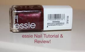 essie magnetic nail review u0026 tutorial youtube