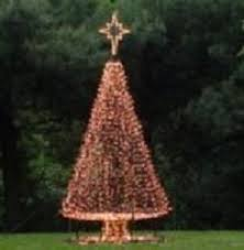tree decoration with pvc free plans and pictures of pvc