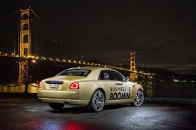 gold rolls royce rolls royce created a custom ghost for antonio brown to use during