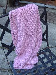 free knitting pattern quick baby blanket knitting patterns for blankets and throws from artyarns mac and me