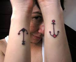 anchor tattoo meaning for couples 1000 geometric tattoos ideas