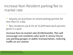 monthly parking jersey city city monthly parking permit