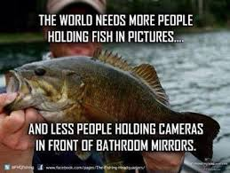 Period Bathroom Mirrors by The World Needs More People Holding Fish In Pictures And Less