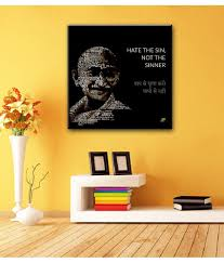 Tallenge Mahatma Gandhi Motivational Quotes In Hindi Hate The Sin