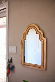 Entryway Wall Mirror 9 Simple Diy Entryway Mirrors You Can Make Shelterness