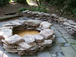 Make Your Own Firepit Build Your Own Pit Our Fairfield Home Garden Hometalk