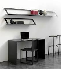 Home Office Shelving by Home Office Architecture Designs F Fancy Modern Black Wrought