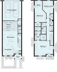 townhome floor plans montclair at partridge creek