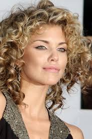 medium length curly bob hairstyles medium length wavy and curly bob haircut volumized