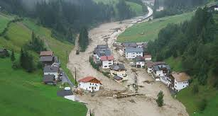 climate change is shifting when europe u0027s rivers flood science news