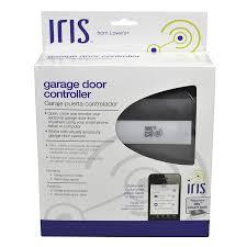 Jack Stands Lowes by Garage Doors Shop Iris Garage Door Internet Gateway At Lowes Com