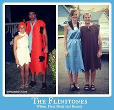 Wilma Halloween Costume Flintstones Costumes Fred U0026 Wilma Barney U0026 Betty Halloween