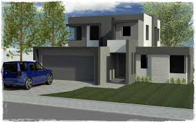 stylish ideas double storey house plans in cape town 11 modern