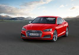 top speed audi s5 2018 audi a5 and s5 coupe look automobile magazine
