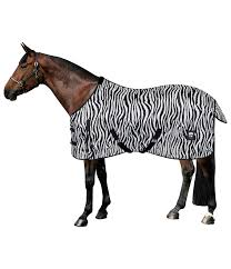 Taupe Zebra Rug Fly Rug Zebra Classic Fly Rugs U0026 Accessories Kramer Equestrian