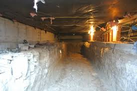 stupendous basement crawl space ideas how to insulate a with dirt