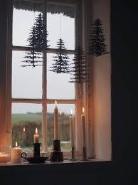 window decorations christmas window decorations ideas scandinavian style